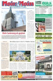 MoinMoin Schleswig 19 2019