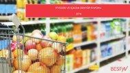 Yiyecek ve İçecek Sektör Raporu ve 2020 Trendleri(2)