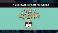 Assignment Writing Services on Cost Accounting