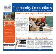 Chamber Newsletter - May 2019