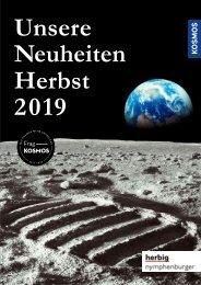 KOSMOS Unsere Neuheiten Herbst 2019