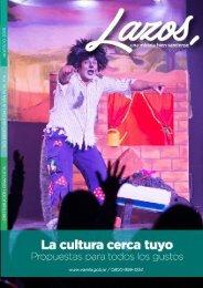 Revista Lazos - agosto 2018
