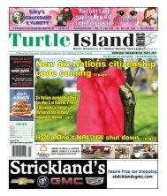 Turtle Island News - 05/08/2019