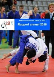 FSJ Rapport annuel 2018