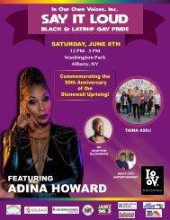 2019 Black & Latin@ Gay Pride