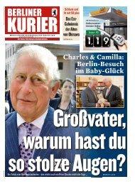 Berliner Kurier 08.05.2019