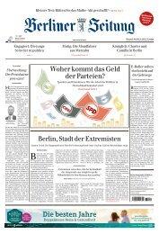 Berliner Zeitung 08.05.2019