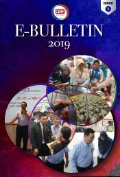 E- Bulletin- Issue 1 2019