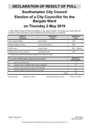local elections 2019 - declaration of result of poll_tcm63-408303(1)