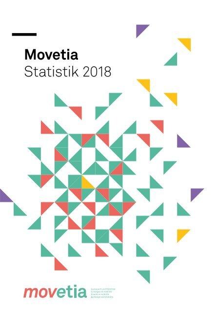 Movetia Statistik 2018