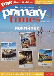 Primary Times West London May edition