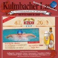 2010/09 Kulmbacher Land