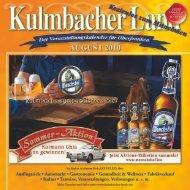 2010/08 Kulmbacher Land