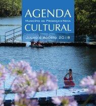Agenda Cultural de Proença-a-Nova - Julho e Agosto de 2018