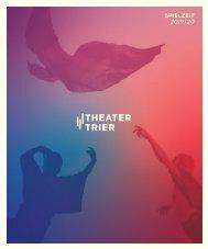 Theater Trier Spielzeitheft 2019/20