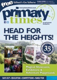 Primary Times Derbyshire May edition