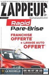 Le P'tit Zappeur - Larochelle #258
