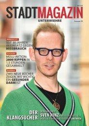Stadt-Magazin, Ausgabe Unterwiehre (Mai 2019)