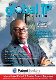 Global IP Matrix - Issue 4