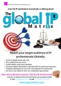 Global IP Matrix - Issue 4  - Page 5