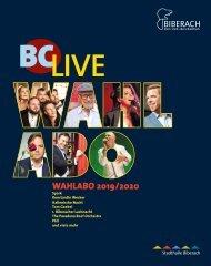 BC Live 15 - Wahl-Abonnement 2019/2020