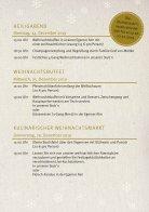 Weihnachten und Silvester im Parkhotel Egerner Höfe - Page 3