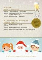 Weihnachten und Silvester im Parkhotel Egerner Höfe - Page 5