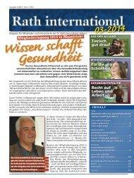 Rath international 03-2014