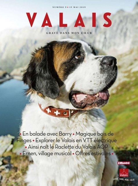 Magazine VALAIS - Numéro 9 - Mai 2019
