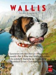 Magazin Wallis - Ausgabe 9 - Mai 2019