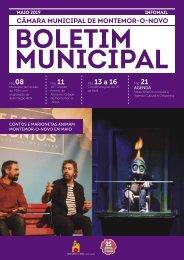 Boletim municipal - MAIO 2019 WEB final