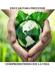 Trabajo Cartilla Medio Ambiente educación ambiental