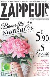 Le P'tit Zappeur - Niort #89