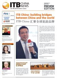 ITB China News 2019 - Preview Edition