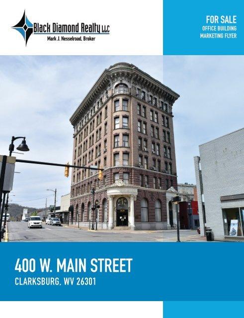 400 W. Main Street [Empire Building] Marketing Flyer