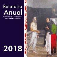 Relatório Anual de Atividades 2018
