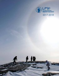 2017-2018 Makivik Annual Report