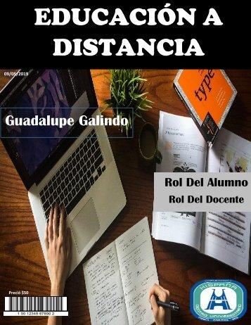 EDUCACION A DISTANCIA