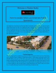 Tulum Real Estate - Real Estate Tulum - Nimbosrealty.com