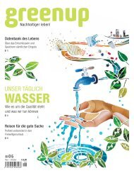 greenup #06 Leseprobe