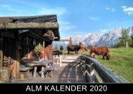 Alm Kalender 2020
