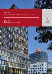E & G Büro- und Investmentmarkt München 2018/2019