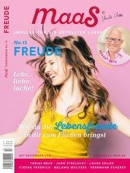 Maas No.13 Freude