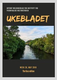 Ukebladet 20