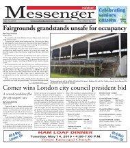 Madison Messenger - May 12th, 2019