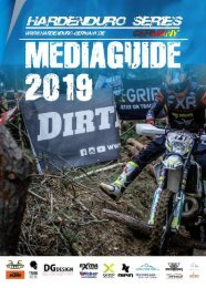 HardEnduroSeries Germany MediaGuide 2019