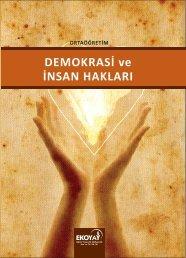 Demokrasi ve İnsan Hakları 2017-2018 (1)