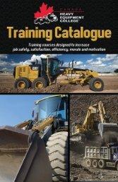 CHEC Training Catalogue - 2019