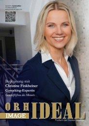 Christine Finkbeiner, Coworking-Expertin