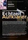 Sascha Matussek, Steuerberater, Speaker & Dozent - Seite 2